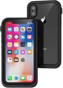Водонепроницаемый чехол для iPhone X Catalyst Waterproof Case (CATIPHOXBLK)