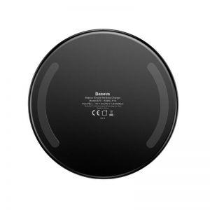 Беспроводное зарядное устройство Baseus Simple Black (CCALL-JK01)