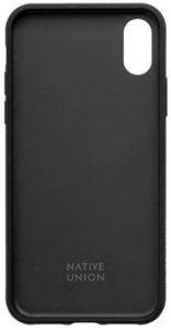 Чехол для iPhone XR Native Union Clic Canvas Black (CCAV-BLK-NP18M)