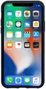 Чехол для iPhone XS MAX (6.5'') Native Union Clic Canvas Navy (CCAV-NAVY-NP18L)