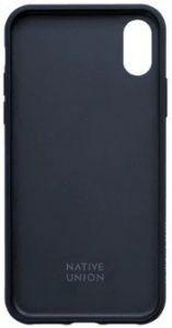 Чехол для iPhone XR Native Union Clic Canvas Navy (CCAV-NAVY-NP18M)