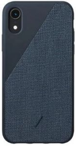 Чехол для iPhone XR Native Union Clic Canvas Navy (CCAV-NAVY-NP18M)