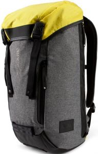 Рюкзак для MacBook и других ноутбуков до 17'' Incase Halo Courier Backpack - Heather Gray/Black/Yellow (CL55580)