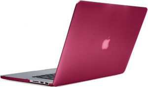Чехол для MacBook Pro 13'' Retina (2012-2015) Incase Hardshell Case Dots - Pink Sapphire (CL60621)
