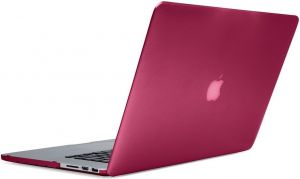 Чехол для MacBook Pro 15'' Retina (2012-2015) Incase Hardshell Case Dots - Pink Sapphire (CL60623)