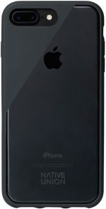 Чехол для iPhone 8 Plus / 7 Plus (5.5'') Native Union Clic Crystal Case - Smoke (CLICCRL-SMO-7P)