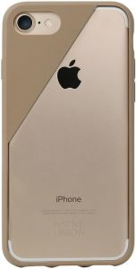 Чехол для iPhone 8 / 7 (4.7'') Native Union Clic Crystal Case - Taupe (CLICCRL-TAU-7)