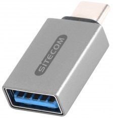 Переходник Sitecom USB-C to USB Adapter Gray (CN-370)