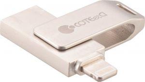 Флеш-накопитель для iPhone/iPad/iPod COTEetCI iUSB Civilian Version U2 16G Gold (CS5123-16G0)