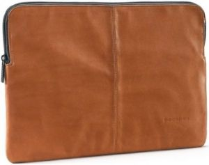 Кожаный чехол для MacBook Air 11'' / 12'' Retina Decoded Leather Sleeve with Zipper Pocket Light Brown (D4SS12BN)