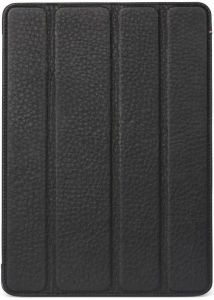 Кожаный чехол для iPad 9.7'' (2017/2018) Decoded Leather Slim Cover Black (D7IPASC1BK)