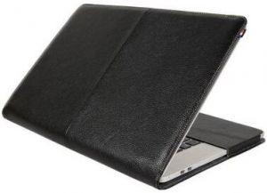 "Кожаный чехол Decoded Leather Slim Cover для MacBook Pro 15"" Retina (2012-2015) Black (DA2MPR15SC1BK)"