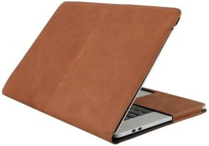 "Кожаный чехол Decoded Leather Slim Cover для MacBook Pro 15"" Retina (2012-2015) Brown (DA2MPR15SC1BN)"