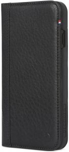 Кожаный чехол для iPhone 8/7/6/6S (4.7'') DECODED Leather Wallet Case Black (DA6IPO7CW3BK)