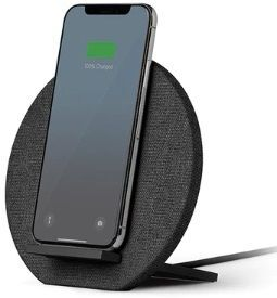 Беспроводное зарядное устройство Native Union Dock Wireless Charger Fabric Slate (DOCK-WL-FB-GRY)