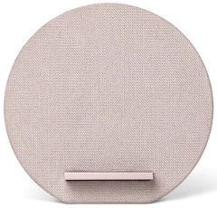 Беспроводное зарядное устройство Native Union Dock Wireless Charger Fabric Rose (DOCK-WL-FB-ROSE)