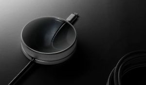 Кабель Native Union Tom Dixon Stash Dome Lightning Cable Black (2 m) (DOME-L-BLK-TD)