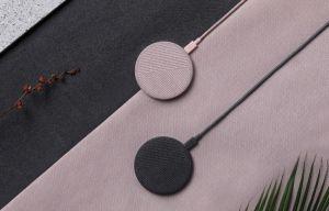 Беспроводное зарядное устройство Native Union Drop Wireless Charger Fabric Rose (DROP-ROSE-FB)