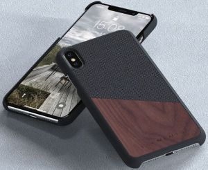 Чехол для iPhone XS Max Nordic Elements Original Kollektion Case Hel Walnut (E20303)