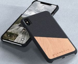 Чехол для iPhone XS Max Nordic Elements Original Kollektion Case Hel Maple (E20304)