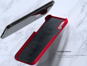 Чехол для iPhone XS Max Nordic Elements Season Kollektion Case Idun Red Couture (E20312)
