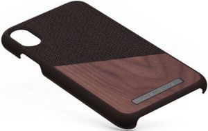 Чехол для iPhone XS Max Nordic Elements Season Kollektion Case Frejr Cognac (E20319)