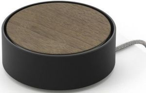 Сетевое зарядное устройство (7.8 А) Native Union Eclipse Charger 3-Port USB Wood Black (EC-BLK-WD-EU)