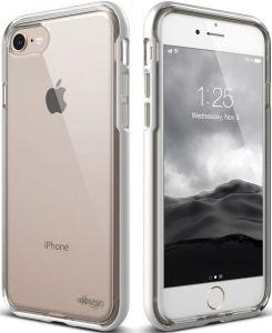Чехол для iPhone 8 / 7 (4.7'') Elago Dualistic Case White (ES7DL-WH-RT)