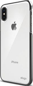 Чехол для iPhone X Elago Slim Fit 2 Case Crystal Clear (ES8SM2-CC)