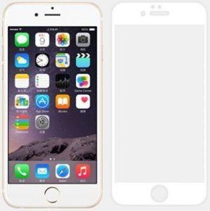 Защитное стекло на весь экран для iPhone 6 Plus / 6S Plus (5.5'') Eclat iLera 3D White (EclGl1116PL3DWt)