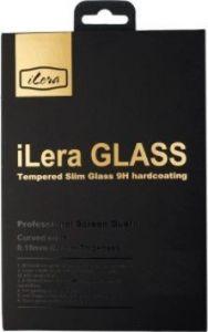 Защитное 3D-стекло на заднюю панель iPhone X Eclat iLera Full Protection Black (EclGl111XBl3DBA)