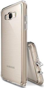 Чехол для Samsung J710 Galaxy J7 (2016) Ringke Fusion Clear (FSSG0001)