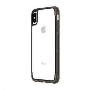Чехол для iPhone XS MAX (6.5'') Griffin Survivor Clear - Clear/Black (GIP-012-CBK)