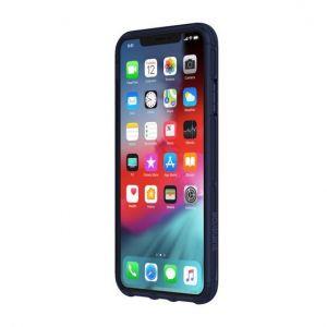 Чехол для iPhone XS MAX (6.5'') Griffin Survivor Clear - Clear/Iris (GIP-012-CIR)