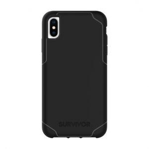 Чехол для iPhone XS MAX (6.5'') Griffin Survivor Strong - Black (GIP-013-BLK)