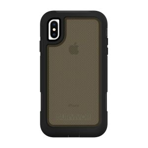 Чехол для iPhone XS Max (6.5'') Griffin Survivor Extreme - Black/Smoke (GIP-014-BLK)