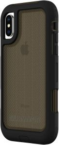 Чехол для iPhone XS Max (6.5'') Griffin Survivor Extreme - Black/Smoke (GIP-014-BLK)