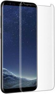 Защитное 3D-стекло на силиконовом клее для Samsung Galaxy S9 (G960) PowerPlant (+ УФ лампа) Clear