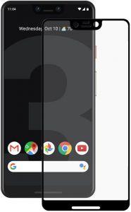 Защитное стекло для Google Pixel 3 XL PowerPlant Full screen Black