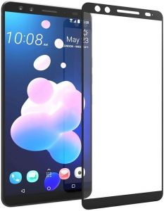 Защитное стекло для HTC U12 Plus PowerPlant Full screen Black