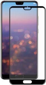 Защитное стекло для Huawei P20 PowerPlant Full screen Black