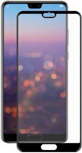Защитное стекло для Huawei P20 Pro PowerPlant Full screen Black