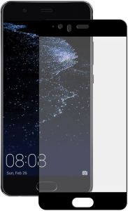 Защитное стекло для Huawei P10 Plus PowerPlant Full screen Black