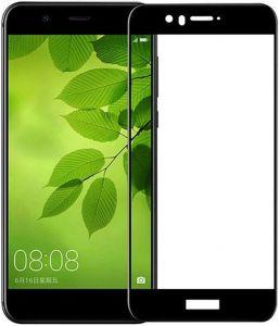 Защитное стекло для Huawei Nova 2 PowerPlant Full screen Black