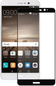 Защитное стекло для Huawei Mate 9 PowerPlant Full screen Black
