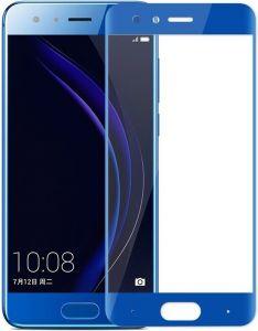 Защитное стекло для Huawei Honor 9 PowerPlant Full screen Blue