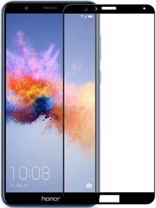 Защитное стекло для Huawei Honor 7X PowerPlant Full screen Black