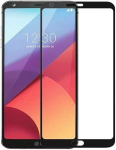 Защитное стекло для LG G6 / G6 Plus (H870) PowerPlant Full screen Black