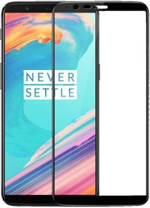 Защитное стекло для OnePlus 5T PowerPlant Full screen Black