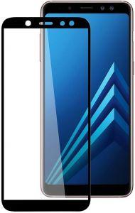 Защитное стекло для Samsung Galaxy A6 (A600) PowerPlant Full screen Black